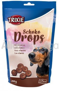 Trixie drops csokis 200 g-os 31613