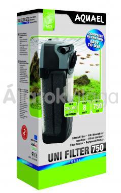 AquaEl UniFilter 750 belsőszűrő 200-300 literig