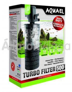 AquaEl TurboFilter 500 belsőszűrő 150 literig