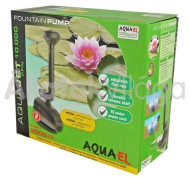 AquaEl AquaJet PFN 10000 szökőkút fejjel