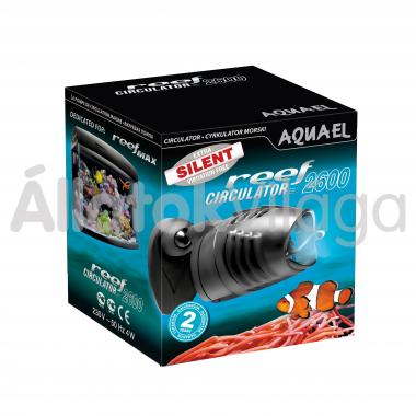 AquaEl reef circulator 2600 áramlás szivattyú