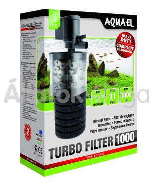 AquaEl TurboFilter 1000 belsőszűrő 150-250 literig