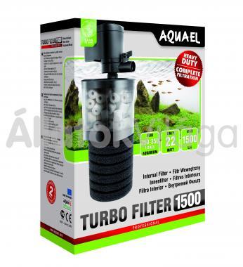 AquaEl TurboFilter 1500 belsőszűrő 250-350 literig