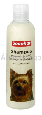 Beaphar szőrregeneráló sampon kutyáknak 250 ml-es