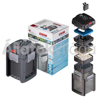 Eheim professionel 4+ 250 külsőszűrő 120-250 literig szűrőtöltettel 2271020