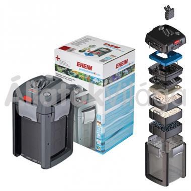Eheim professionel 4+ 350 külsőszűrő 180-350 literig szűrőtöltettel 2273020