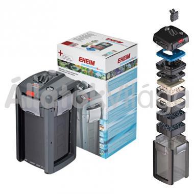 Eheim professionel 4+ 600 külsőszűrő 240-600 literig szűrőtöltettel 2275020