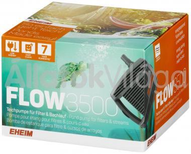 Eheim FLOW 3500 tavi szivattyú szűrőkhöz & csobobgókhoz 5110010