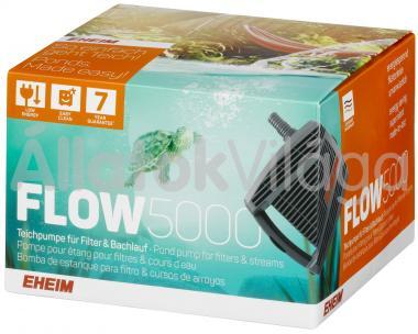 Eheim FLOW 5000 tavi szivattyú szűrőkhöz & csobobgókhoz 5111010