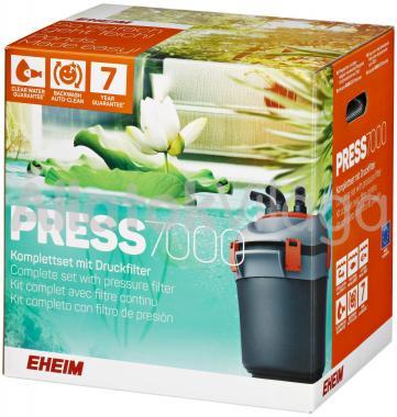 Eheim PRESS 7000 komplett tavi nyomószűrő 5210020