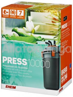 Eheim PRESS 10000 komplett tavi nyomószűrő 5211020