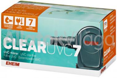 Eheim CLEAR UVC7 tavi UV szűrő 5300010