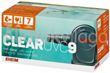 Eheim CLEAR UVC9 tavi UV szűrő 5301010