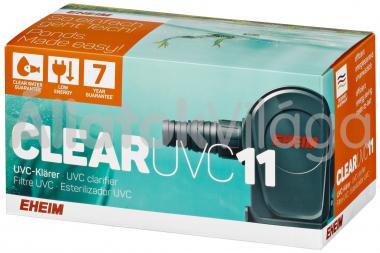 Eheim CLEAR UVC11 tavi UV szűrő 5302010