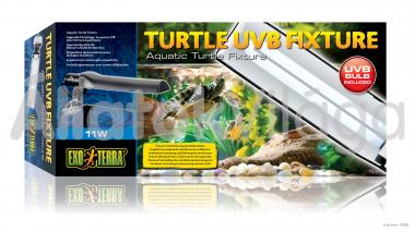 Exo-Terra Turtle UVB Fixture lámpatest teknősöknek PT2234