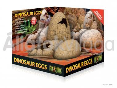 Exo-Terra Dinosaur Eggs dinoszaurusz tojás odú PT2841