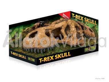 Exo-Terra T-rex Skull T-rex koponya odú PT2859