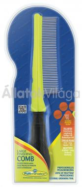FURminator Large Finishing Comb forgófogas fésű L-es