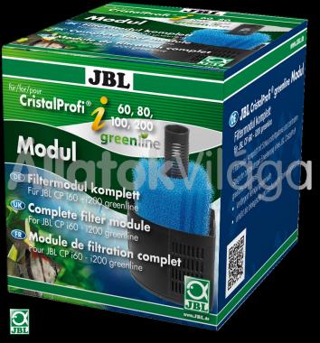 JBL Modul komplett szűrőmodul szivaccsal CP greenline i60-200 belső szűrőhöz