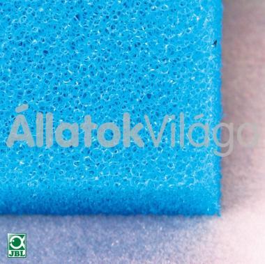 JBL finom kék szűrőszivacs 50x50x10 cm-es