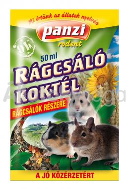 Panzi Rágcsáló koktél 50 ml-es
