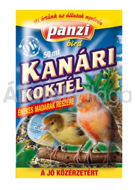 Panzi Kanári koktél 50 ml-es