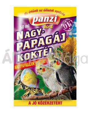 Panzi Nagypapagáj koktél 50 ml-es