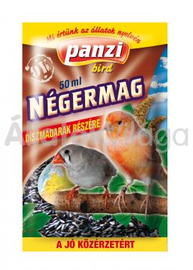 Panzi Négermag díszmadarak részére 50 ml-es
