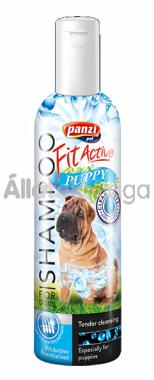 Panzi FitActive Puppy - kölyök sampon kutyáknak 200 ml-es