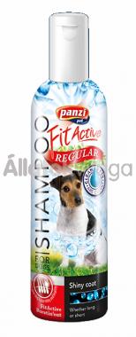 Panzi FitActive Regular - normál sampon kutyáknak 200 ml-es