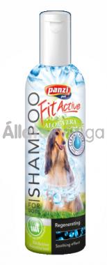Panzi FitActive Aloe Vera sampon kutyáknak 200 ml-es