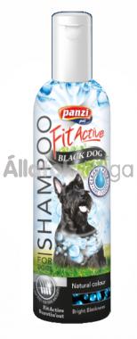 Panzi FitActive Black Dog - feketítő sampon kutyáknak 200 ml-es