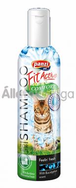 Panzi FitActive Comfort sampon macskáknak 200 ml-es