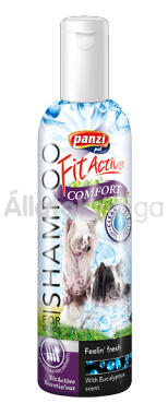 Panzi FitActive Comfort sampon kutyáknak 200 ml-es