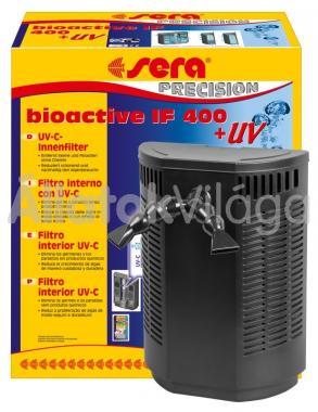 Sera bioactive IF 400 + UV belső szűrő 400 literig
