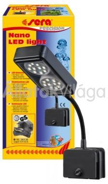 Sera Nano LED light 2 x 2 W-os akváriumi lámpa