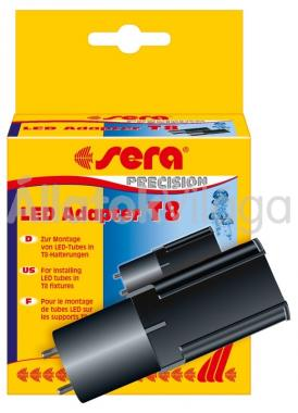 Sera LED Adapter T8-as armaturához 2 db-os