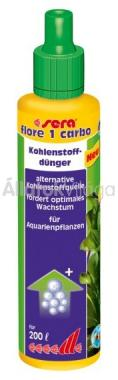 Sera flore 1 carbo 50 ml-es 200 literhez