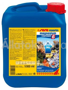 Sera marin COMPONENT 6 magnesium 5 literes 50 m3-hez