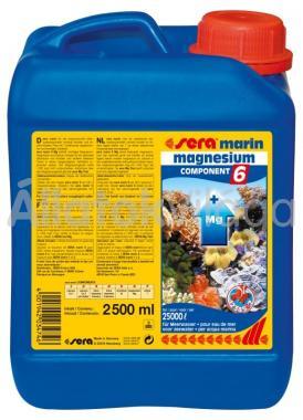 Sera marin COMPONENT 6 magnesium 2500 ml-es 25 m3-hez