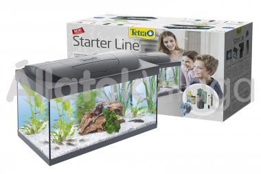 Tetra Starter Line LED komplett akvárium szett 54 literes 60x30x30 cm-es