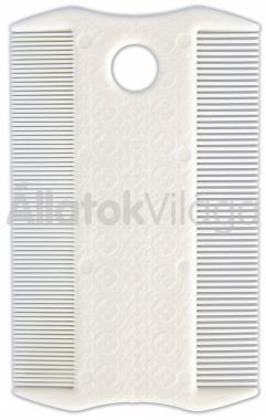 Trixie bolha fésű műanyag két oldalas 9 cm-es 2402