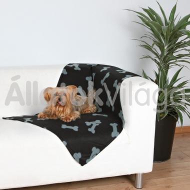 Trixie Beany kárpit védő takaró fekete 100x70 cm-es 37192