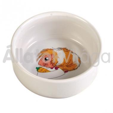 Trixie rágcsáló (tengerimalac) etető tál kerámia 290 ml/11 cm-es 6064