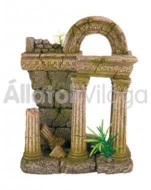 Trixie akvárium dekoráció római rom 25 cm-es 8878