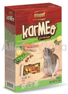 Vitapol patkány eledel 500 g-os dobozos