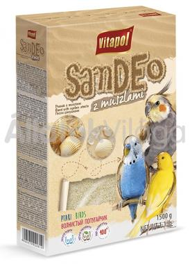 Vitapol madár homok kagyló héjjal 1500 g-os