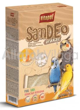 Vitapol madár homok narancsos 1500 g-os
