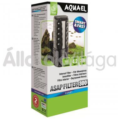 AquaEl ASAP 300 belsőszűrő 100 literig