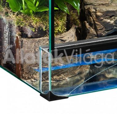 Diversa Terraset 60 Turtle vízi teknős terrárium szett 60x40x45 cm-es
